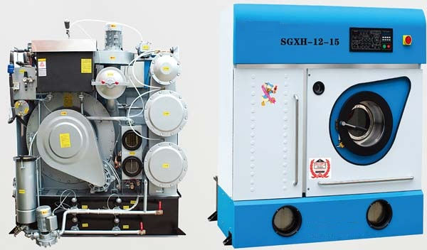 Dry Cleaning Machine 15kg