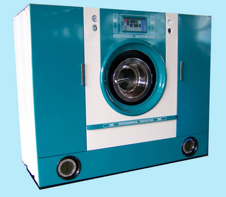 Hydro Carbon Dry Cleaning Machine 15kg