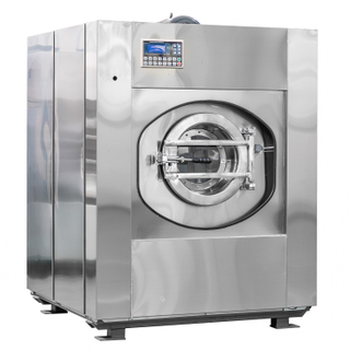 Stainless steel Hospital Programmable on-Premise Laundry Machine 30kgs/66LBS